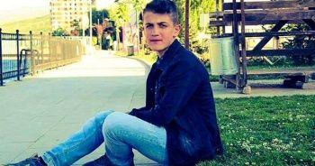 Traktör kazasında ölen genç futbolcu son yolculuğuna uğurlandı
