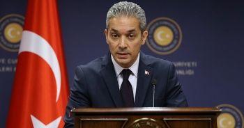 Türkiye'den Kırgızistan'a sert tepki: Kabul edilemez