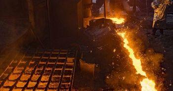 Türkiye'nin ham çelik üretimi nisanda yüzde 2,6 arttı