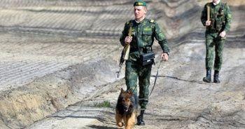 Ukrayna sınırında 4 Türk yakalandı