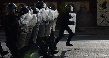 Venezuela'nın başkentinde bomba imha edildi