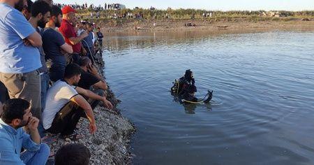 15 gün önce askerden gelen genç Dicle Nehri'nde boğuldu