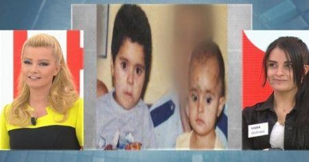 17 yıl sonra genç kızın ailesini Müge Anlı buldu