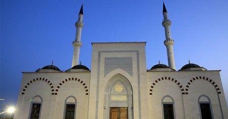 2. Abdülhamid Han Camii Cibuti'nin simgesi oldu