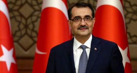 Bakan Fatih Dönmez: 'Şu anki hayalim ülkeyi enerjide dışa bağımlılıktan kurtarmak'
