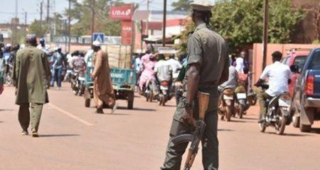 Burkina Faso'da kiliseye saldırı: 4 ölü