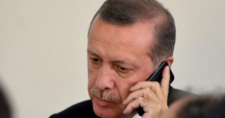 Cumhurbaşkanı Erdoğan, Ceren Damar'ın babasıyla telefonla görüştü