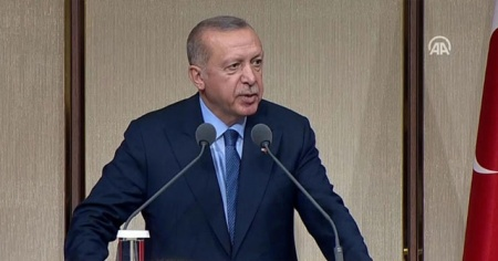 Cumhurbaşkanı Erdoğan sağlık çalışanlarına müjdeyi verdi