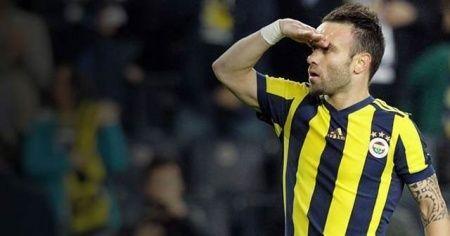 Fenerbahçe'de Valbuena ile yollar ayrıldı