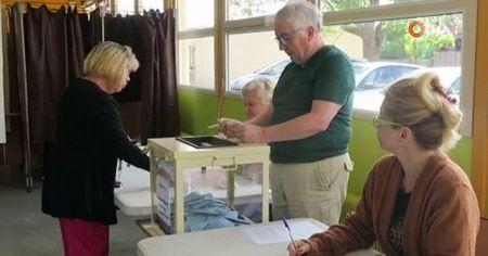 Fransa AP seçimleri için sandık başında