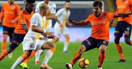 Galatasaray Başakşehir Canlı Anlatım