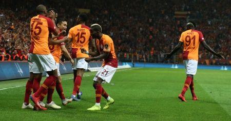 Galatasaray Beşiktaş'ı 2-0 yendi