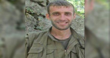 Gri kategoride yer alan terörist öldürüldü