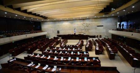 İsrail siyasetinde ortalık toz duman