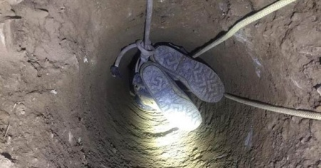 Eyüpsultan'da düştüğü çukurdan çıkarılan çocuk hayatını kaybetti