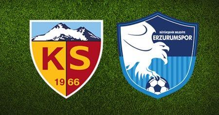 İstikbal Mobilya Kayserispor - BB Erzurumspor Maç özeti ve golleri İzle! Kayserispor Erzurumspor Maçı Kaç Ka bitti?