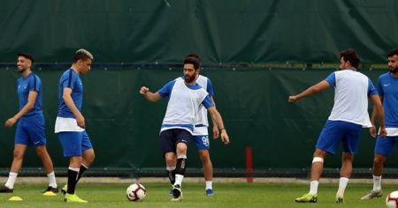 Kasımpaşa'da Beşiktaş maçı hazırlıkları sürüyor