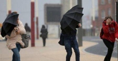 Meteoroloji uyardı: Kuvvetli rüzgar ve fırtına geliyor
