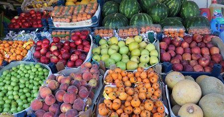 Meyve fiyatları düşüşe geçti