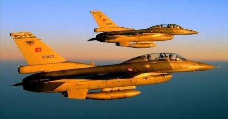 MSB: 'Irak'ın kuzeyindeki hedefler vuruldu'