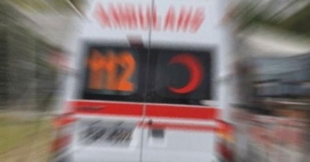 Muğla'da jandarma aracı devrildi: 4 yaralı