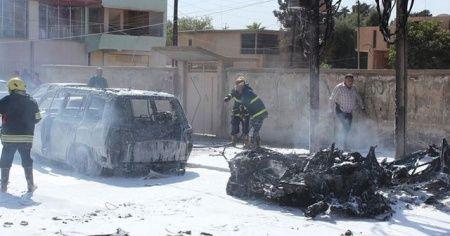 Musul'da bombalı saldırı: 5 ölü, 8 yaralı