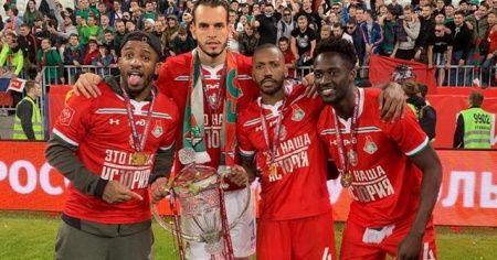Rusya Kupası, Lokomotiv Moskova'nın