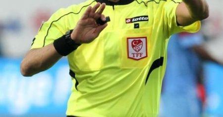 Sakaryaspor-Fatih Karagümrük maçının hakemi belli oldu