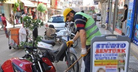 Temizlik işçisinin iş aşkı