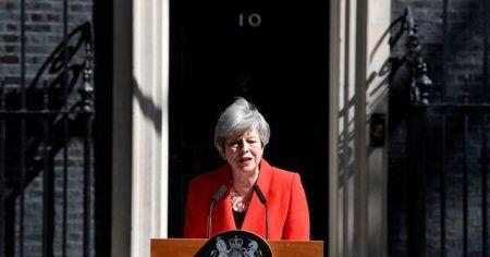 Theresa May, istifa edeceği tarihi açıkladı