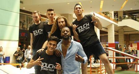 Touch Turkey Tour'un ikinci etabı Ankara'da gerçekleşti