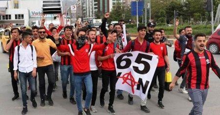 Van Büyükşehir Belediyespor, TFF 2. Lig'de!