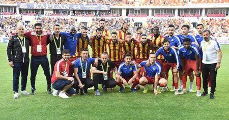 Yeni Malatyaspor UEFA Avrupa Ligi'nde