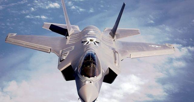 ABD, F-35 eğitimi için yeni Türk pilot kabul etmeyecek