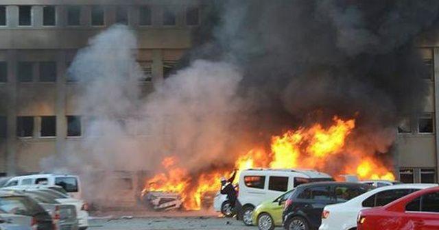 Adana'da valilik patlamasının sanıklarına 1100'er yıl hapis cezası