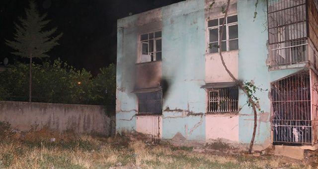 Adana'da yangın: 6 çocuk dumandan etkilendi