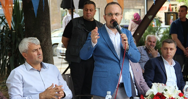 """AK Parti Grup Başkanvekili Turan: """"Terörle mücadelede kararlılığımız sürecek"""""""