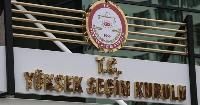 AK Parti ve CHP YSK'ya başvurdu