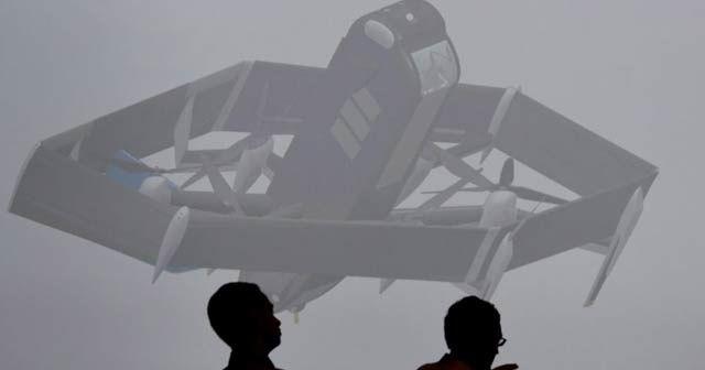 Amazon insansız hava araçlarıyla teslimata geçmeye hazırlanıyor