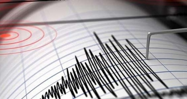 Ankara'da 5 saat arayla 2 deprem