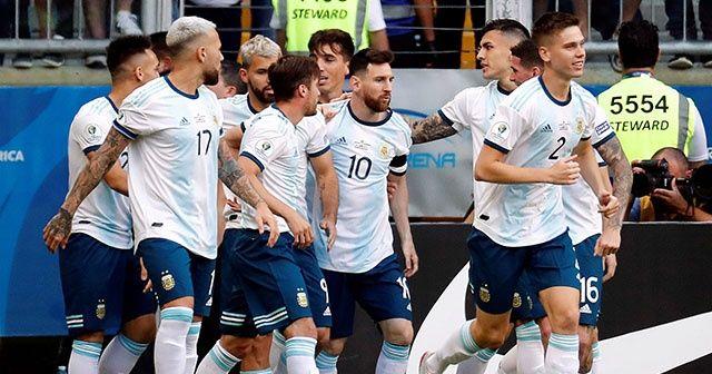 Arjantin ve Kolombiya turladı