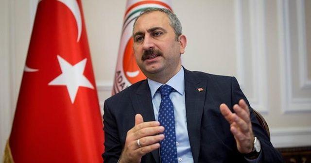 Bakan Gül'den çatı davası açıklaması: Hak eden hak ettiği cezayı almıştır