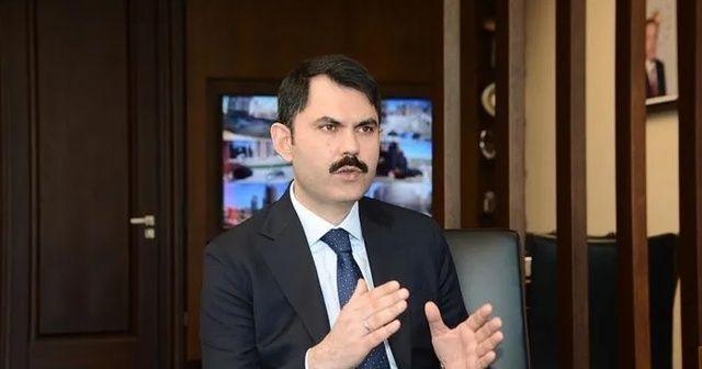 Bakan Murat Kurum'dan, Sultanbeyli'ye müjde