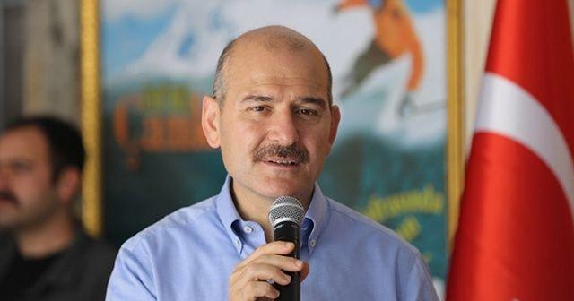 Bakan Soylu: 112 Acil Çağrı Merkezi çalışmamızı Temmuz'da İstanbul'da hizmete geçiriyoruz