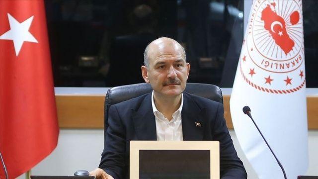 Bakan Soylu açıkladı: HDP'li vekilin kirli provokasyonu deşifre edildi!