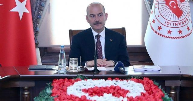 Bakan Soylu: İstanbul huzur ve sükun içerisinde seçime gidecek