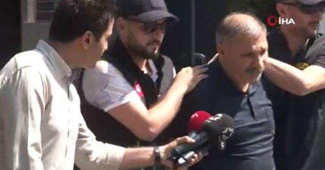 Beşiktaş'taki makas terörü zanlıları tutuklandı