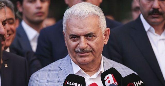Binali Yıldırım: İstanbul'u yönetmeye talip olanın ağzından küfürler çıkmamalı