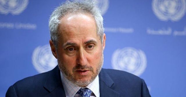 BM'den İdlib açıklaması