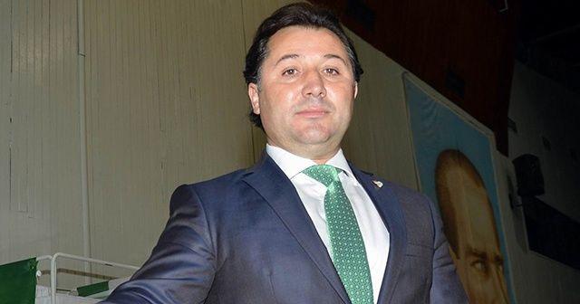 Bursaspor'da başkanlığa tek aday: Mesut Mestan